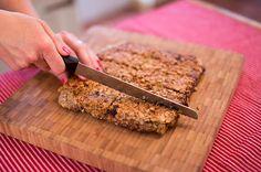 Domáce müsli tyčinky | Hravo a zdravo | Tesco.sk Butcher Block Cutting Board