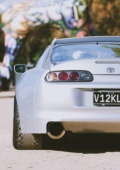 Supra Toyota Supra Mk4, Toyota Cars, Tuner Cars, Jdm Cars, Jdm Wallpaper, Import Cars, Japan Cars, Modified Cars, Small Cars