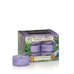 Lilac Blossoms - Candles - Yankee Candle