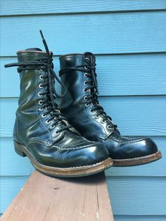 Red Wing Huntsman Boots