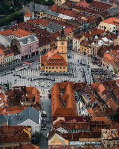 Beautiful Places To Travel, Best Places To Travel, Brasov Romania, Visit Romania, Romania Travel, Destination Voyage, Roman Holiday, The Beautiful Country, Travel Abroad