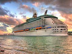 "royal caribbean adventure of the seas, pinterest | Royal Caribbean y su buque ""Adventure of the Seas"" inaugurará su ..."