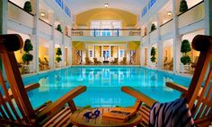 Stay at Omni Bedford Springs Resort in the Allegheny Mountains, PA. Dates into January Available.