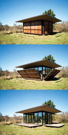 Architect Tom Kundig Is the King of Cabin Porn Container House Plans, Container House Design, Small House Design, Modern House Design, Lake House Plans, Tiny House Plans, Tiny House Cabin, My House, Casas Containers