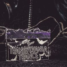 Transylvania Trance Bar Soap