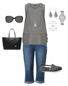 """Plus Size Outfit, Spring, Summer"" by jmc6115 on Polyvore"