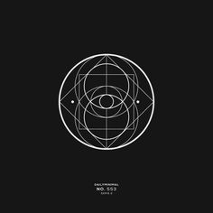 A new geometric and minimal design every day. Geometric Graphic Design, Geometric Art, Geometric Designs, Small Geometric Tattoo, Geometric Tattoo Design, Luis Tattoo, Layout Design, Logo Design, Circular Logo