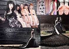 Image result for gothic glam decor