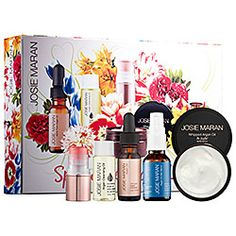 Want: Josie Maran : Spread The Argan Love Set : skin-care-sets-travel-value