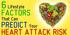 According to new research, following these six lifestyle guidelines can help lower your heart attack risk by 92 percent. http://articles.mercola.com/sites/articles/archive/2015/03/12/6-factors-predicting-heart-attack-risk.aspx
