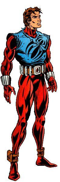 Scarlet Spider (Ben Reilly) Unmasked Marvel Comic Character, Comic Book Characters, Marvel Characters, Marvel Fan, Marvel Heroes, Marvel Comics, Spider Art, Spider Verse, Scarlet Spider Ben Reilly