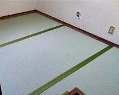 居酒屋さんの畳。「洗える畳」に入れ替えてキレイすっきり