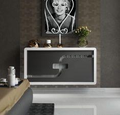 ▷ Cubreradiadores de Diseño: Calidad para tu Hogar ® Home Room Design, Living Room Designs, Radiator Cover, House Rooms, Radiators, Mirror, Projects, Furniture, Home Decor