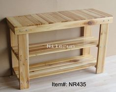 wood shoe bench-in Wood Cabinets from Furniture on Aliexpress.com