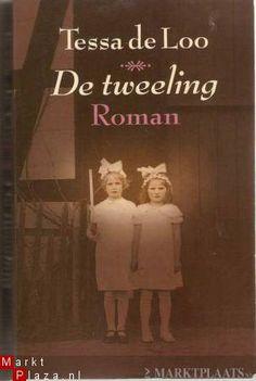 1/52 Eentje die al lange tijd op mijn verlanglijstje stond: De Tweeling van Tessa de Loo. Een verhaal over twee zussen die elkaar kwijtraken voor WOII en elkaar daarna weer vinden. Aanrader! #boekperweek2016