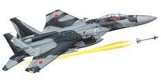 F-15DJ Eagle Japan Air Self-Defense Force (Chris Davey)