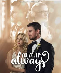 "smoak-and-mirrors: ""MARRIED - AT LAST Arrow Season 6, Episode 9 - Irreconcilable Differences """