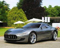 Maserati to Introduce Alfieri Concept at LA Auto Show Audi, Porsche, My Dream Car, Dream Cars, Maserati Sports Car, Maserati Alfieri, Maserati Quattroporte, Ferrari, Cabriolet