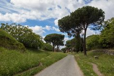 Maak een fietstocht over de oudste weg naar Rome, de via Appia.