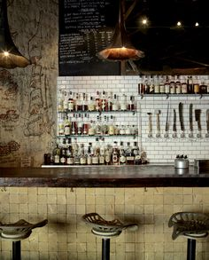 """Fette Sau  New York  Joe Carroll, et al    In Brooklyn's trendy neighborhood of Williamsburg,"