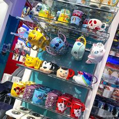 Which Disney mug will you be getting next? Which Disney mug will you be getting next? Casa Disney, Disney Home, Disney Souvenirs, Disney Vacations, Disney Store Uk, Disney Coffee Mugs, Disney Parque, Disney Cups, Cute Cups