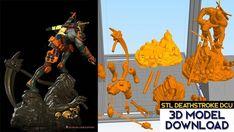 3D Models & Assets Download   Nación TIC - Cursos Online Industrias 3d Assets, Deathstroke, 3d Models, Best Model, Software Development, 3d Printing, Digital Art, Web Design, Animation