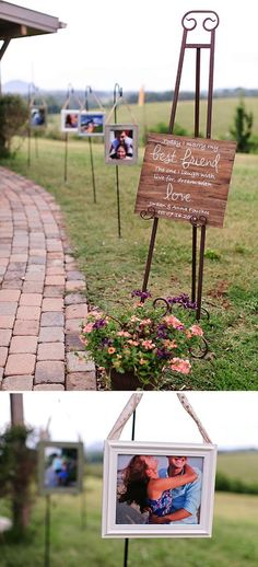 Such a cute aisle photo op for this darling couple! Related posts:Fashion Jewelery 2017 Flowers to decorate your weddingCool 49 Cheap Backyard Wedding Decor IdeasKnoxville Outdoor Wedding Venue Cute Wedding Ideas, Wedding Tips, Perfect Wedding, Wedding Planning, Dream Wedding, Trendy Wedding, Wedding Photos, Wedding Beauty, Wedding Videos