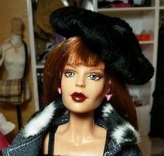 FOR SALE: Old Jakks Pacific Urban 12-in. Fashion Doll complete as shown.
