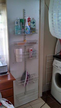 Storage in Laundry