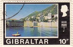 Gibraltar 1971 First Decimals SG 278 Fine Used SG 278 Scott 264 Other British Commonwealth Empire and Colonial stamps Here