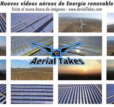 Videos y fotos aéreas de energía sustentable en Chile Sudamerica en nuestro banco de imágenes aéreas  www.AerialTakes.com #energia #solar #eolico #bancodeimagenes #tomasaereas #imagebank #Chile #videobank #filmacionesaereas #drone #drones #fotosaereas