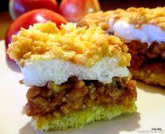 Nejedlé recepty: Hraběnčiny řezy Mashed Potatoes, Muffin, Sweets, Breakfast, Ethnic Recipes, Food, Vip, Crafts, Whipped Potatoes