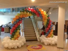 ie gallery page. Balloon Arch, Balloons, Balloon Release, Arches, Rainbow, Create, Design, Bows, Rainbows