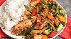 Chicken with Mixed Vegetables Vegetable Dishes, Vegetable Recipes, Chicken Recipes, Clean Recipes, Cooking Recipes, Healthy Recipes, Cooking Ideas, Healthy Meals, Pre Cooked Chicken