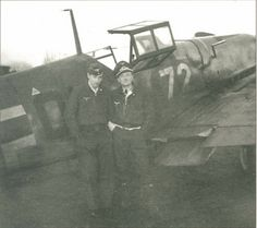 """Bf 109 G-6 W.Nr. unknown """"??+OL"""" """"Weisse 72"""", 1./JG 102 (?), Aalborg (?), early 1944. Source: Rittger 2006, p. 84.   Flickr - Photo Sharing!"""