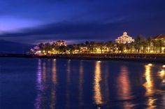 SPAIN - Tenerife - Playa de las Americas - going there