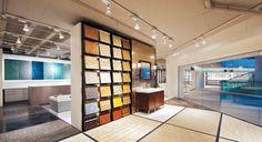 Ann Sacks's New London Showroom - ELLE DECOR