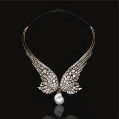 Marie Poutine's Jewels & Royals: Fly like a Diamond Angel