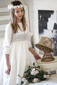 vestido para Comunión niña | todo para mamás