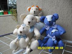 Turminha Pronta!!!  Kits Maternidade.