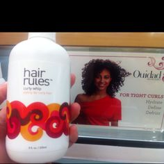 Mulatto hair products that I am trying. Cause I try EVERYTHING! So far this stuff is pretty good!