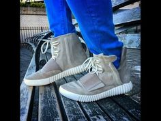a4d117f9bc97 Yeezy Boost 750 Grey Review  Kanyewest  yeezyforsale  yeezy  yeezyboost   yeezy350
