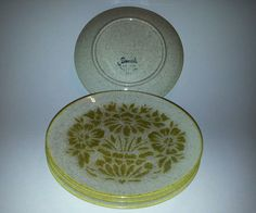 Damask by RED WING CHINA Salad Plate set of 4