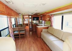 Marvelous 80+ Interior Ideas for Your RV That Will Make Your Road Trips Awesome https://decoratio.co/2017/03/80-interior-ideas-rv-will-make-road-trips-awesome/ Do you love to go camping?  Plan on taking the RV for a spin this summer? Then you'll need these super smart RV hacks to make your trip even better. We've found lots clever ways to organize and keep things while you're on the road. Well, what are you waiting for? Read our tips, gas up your ride, and hit the open road!