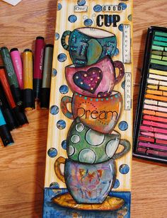 Mi Art Journal
