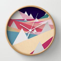Pattern clock! Here!