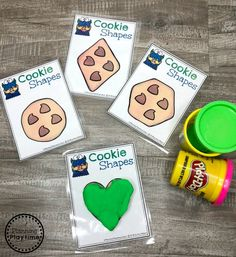 Preschool Cooking Theme - Planning Playtime