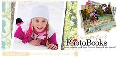 Awesome photo books from Webster's Pages