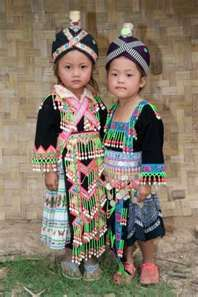 Hmong ethic group, Laos