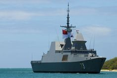 """Republic of Singapore Frigate RSS Supreme 73 PEARL HARBOR, Hawaii (July 30, 2010) - 4"""" x 6"""" Photograph"""
